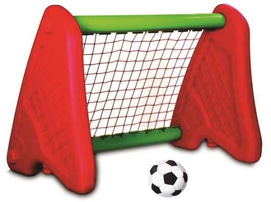 מבריק שער כדורגל מפלסטיק לילדים - ניר גלים - ציוד לגני ילדים NC-18