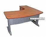 שולחן ארגונומי רגלי מתכת